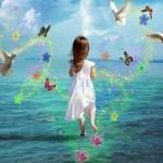 Смысл нашей  временной жизни, в движении, стремлении и борьбе
