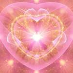Мощные потоки света и любви