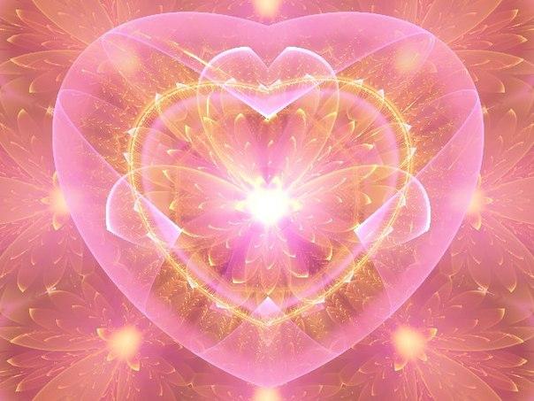 pink-golden-heart