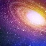 Огромная Волна Света из Центра Галактики