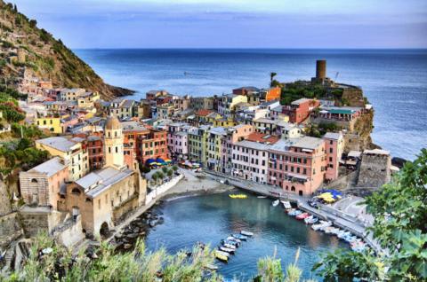 """Тур в Италию. Программа """"Истинная Я"""""""