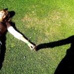 Что у меня в тени — у другого на свету